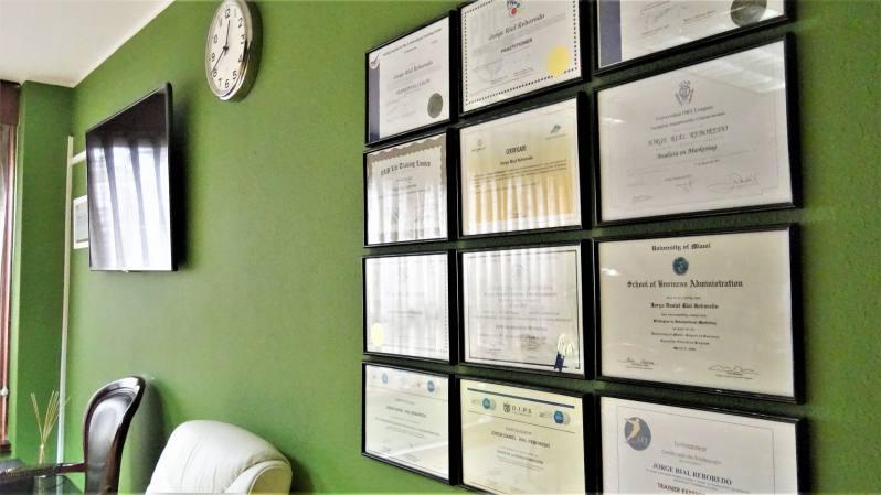 centro bioarmony títulos
